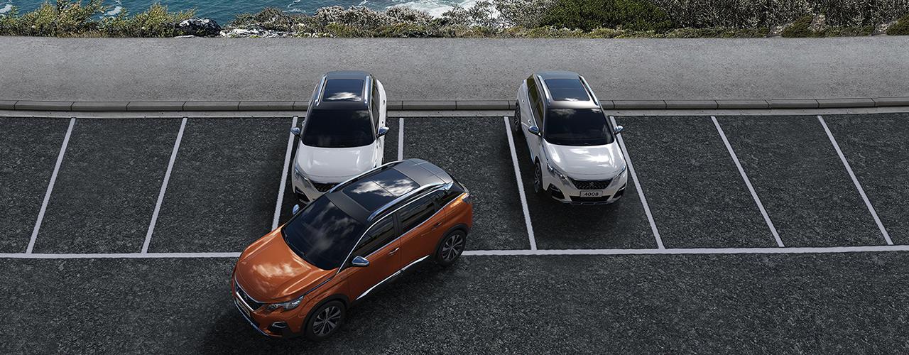 前后左右12個超聲波傳感器自動探測可用駐車空間并控制轉向,實現垂直泊車、平行泊車完美入位。更有自動駕駛離功能,全方位解決停車煩惱,以智能盡展其能。